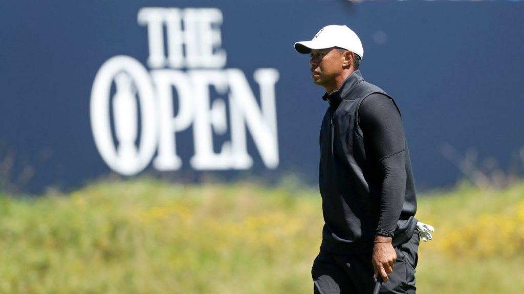 Woods Thailand trip good for his golf despite not playing