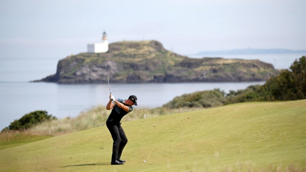 Molinari pursuing Open spot in Scottish Open