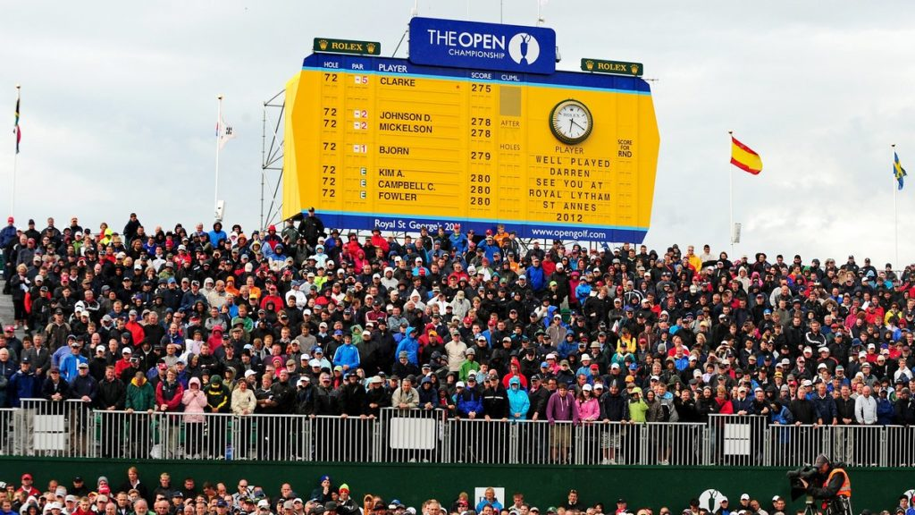 149th Open sales soar - St George's is to stage the Open for a 15th time