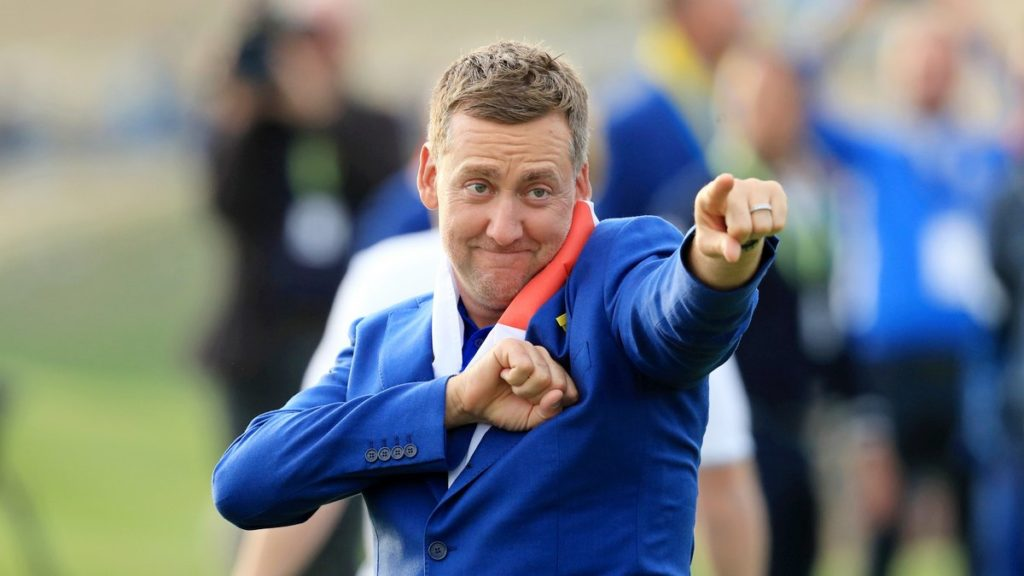 Poulter prepared for career 'slowdown' but revved up for further success