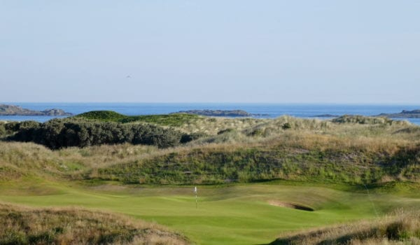 Behind the Architectural Curtain, 148th Open Championship, Royal Portrush Golf Club, Northern Ireland