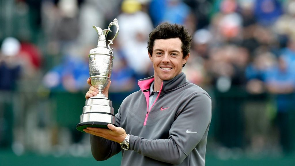 Royal Portrush McIlroy comfortable with new layout