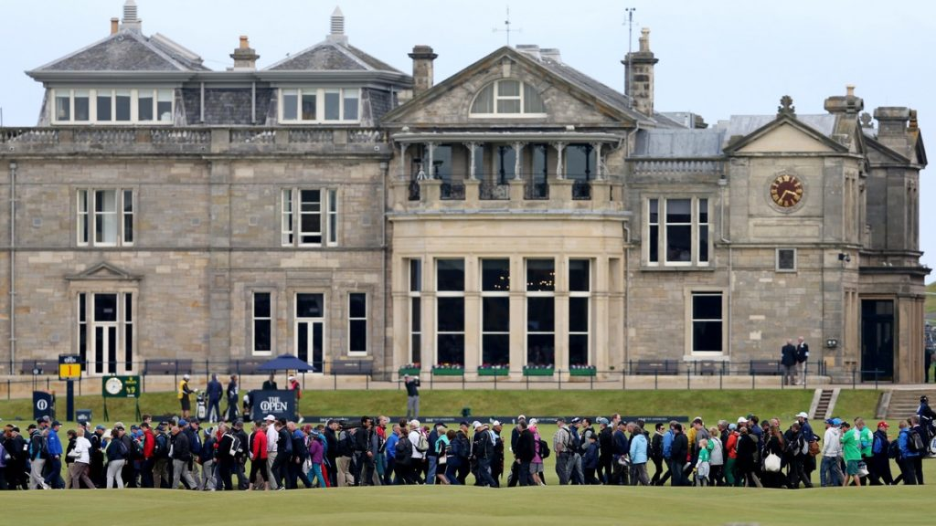 'Royal' Golf Clubs - Royal & Ancient Golf Club of St Andrews