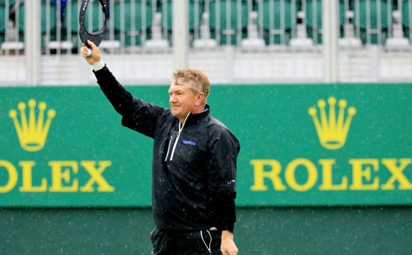 The Senior Open R3 - Broadhurst back in contention for second Senior Open crown