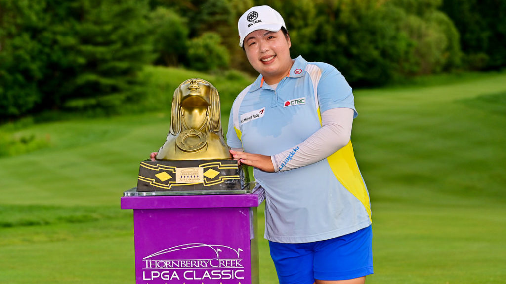 Thornberry Creek Classic R4 - Shanshan Feng claims dramatic victory