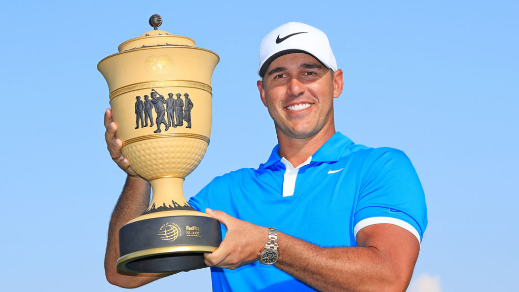 WGC-FedEx St. Jude Invitational R4 - Koepka claims maiden World Golf Championships title