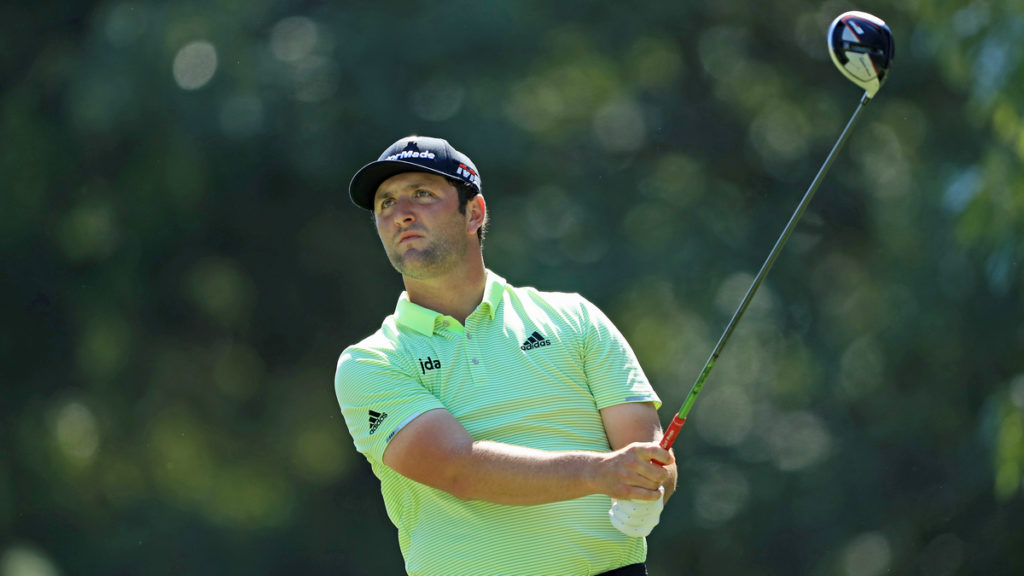 WGC-FedEx St. Jude Invitational R1 - Rahm roars into the lead in Memphis