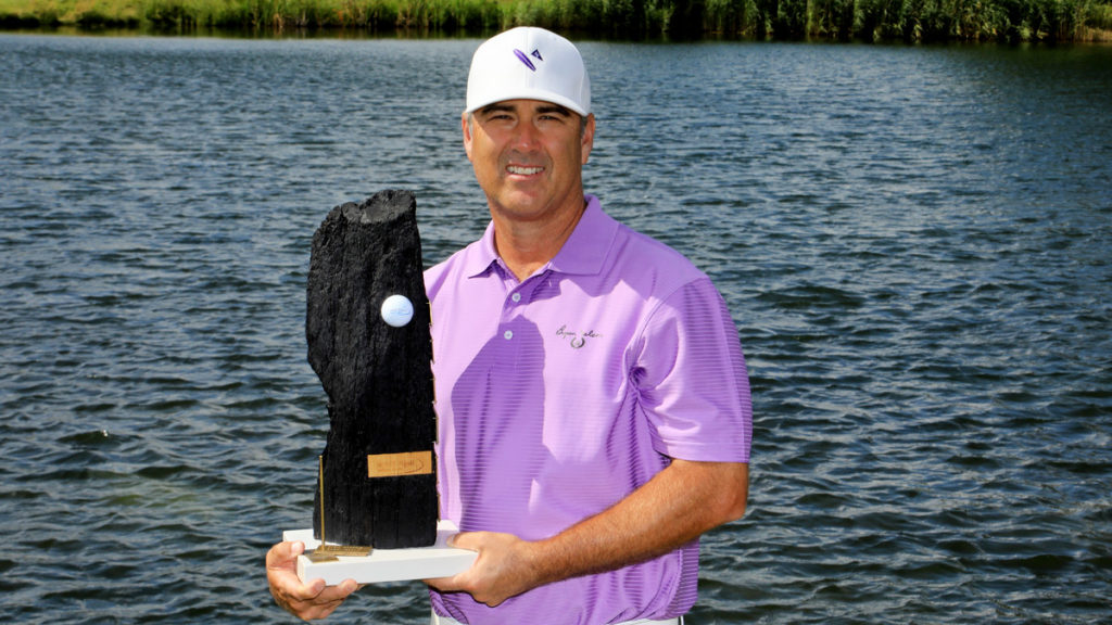WINSTONgolf Senior Open R3 - Deadly Dennis overhauls Masters Champions to earn fifth win