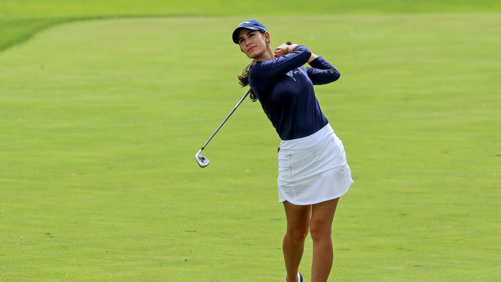 Knight makes light work of AIG Women's British Open final qualifying
