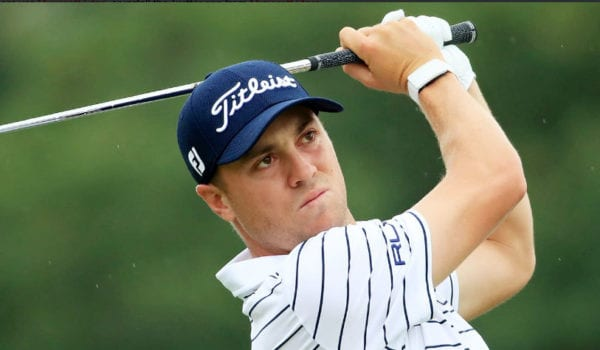 BMW Championship R3 - Justin Thomas shatters course record to open up 6-stroke lead at Medinah