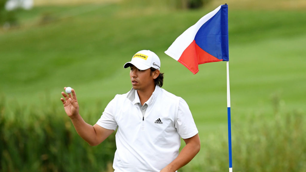 Czech Masters R1 -Green lights up Czech Masters with sparkling 64