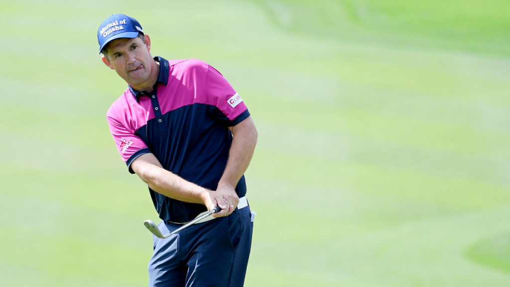 Czech Masters - Harrington returns this week, hoping to better his runner-up finish at his debut appearance 12 months ago