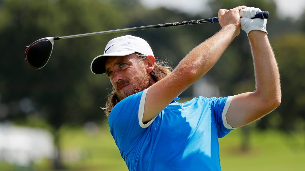 Omega European Masters - Fleetwood has his eyes on the prize in Crans Montana