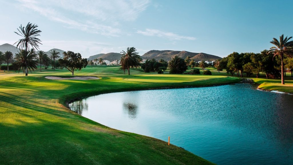 La Manga Club - pre-Xmas party - Golfers are being invited to end the year on a high