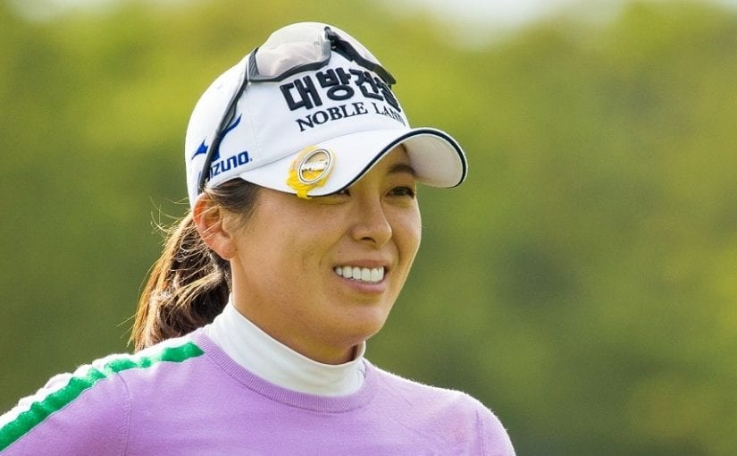 Ladies Scottish Open R2 - Mi Jung Hur takes 2-shot lead with second round 62