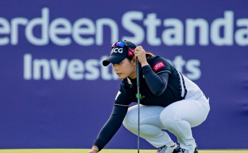 Ladies Scottish Open R3 - Jutanugarn keen to keep trophy in the family