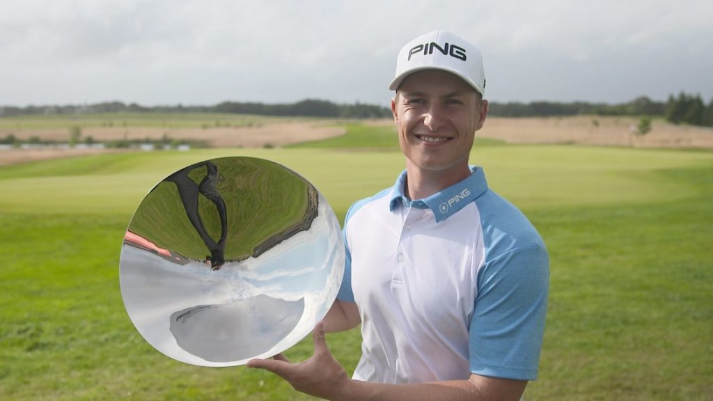 Made in Denmark Challenge R4 - Hill nears Challenge Tour summit with second win
