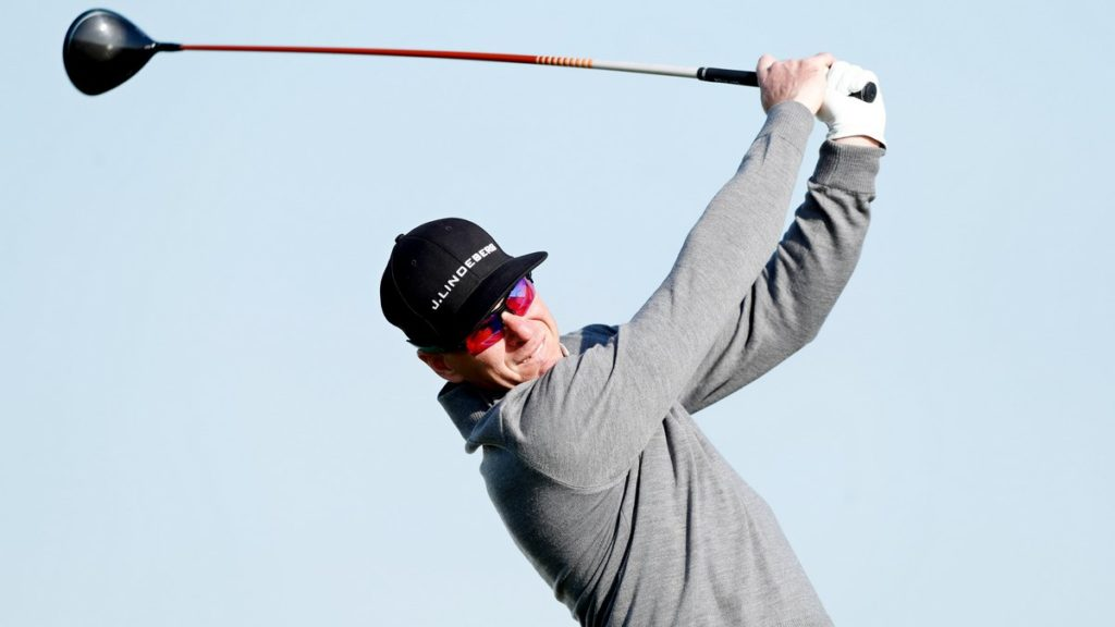 Made in Denmark Challenge R2 - Kakko enjoying competition again after painful ordeal