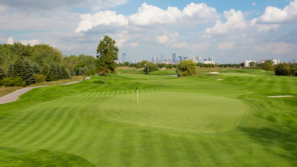 Four holes to watch at Liberty National