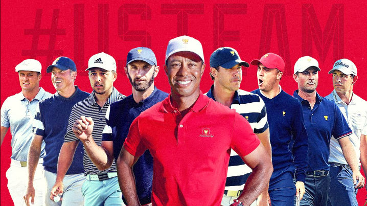 Top 8 officially qualified for Tiger Woods' Presidents Cup Team
