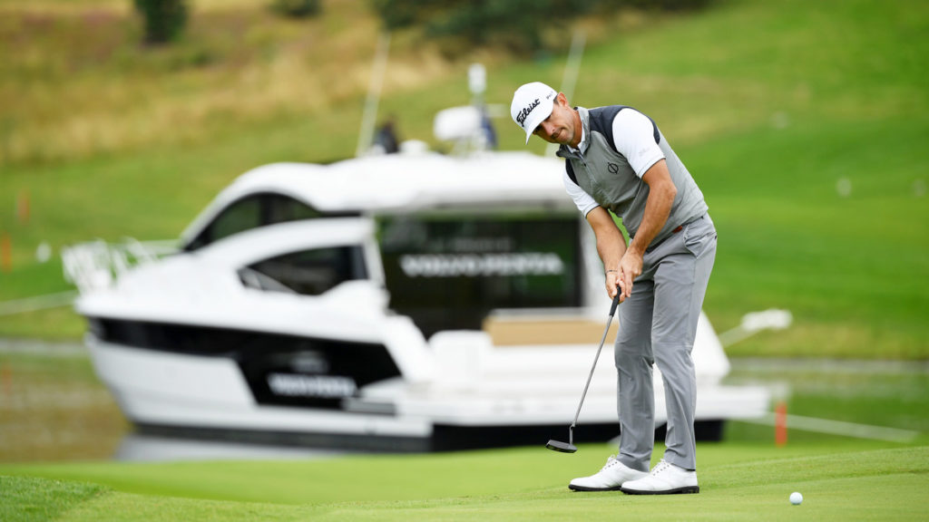 Scandinavian Invitation R1 - Ormsby takes early lead