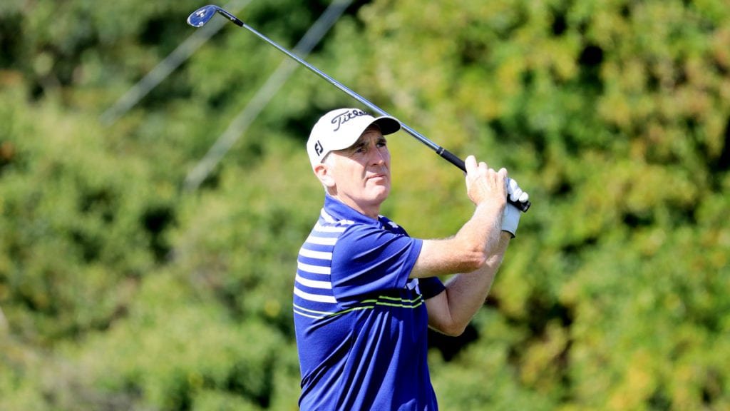 The Sinclair Invitational R2 - Atlevi and Price share lead