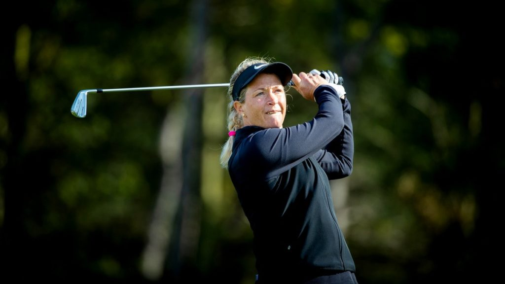 Matthew insists she has not gambled with her Solheim Cup wild cards