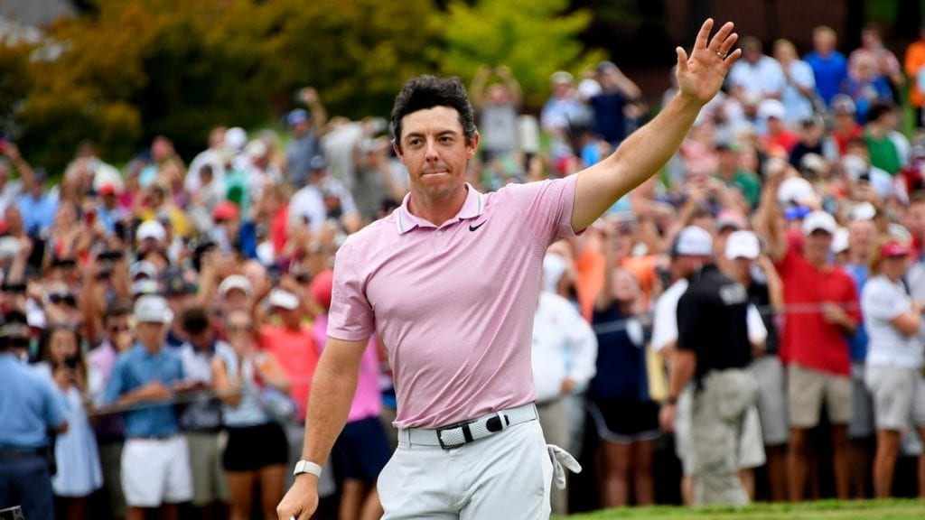 Tour Championship R4 - Rory McIlroy secures Tour Championship and FedEx Cup glory in Atlanta