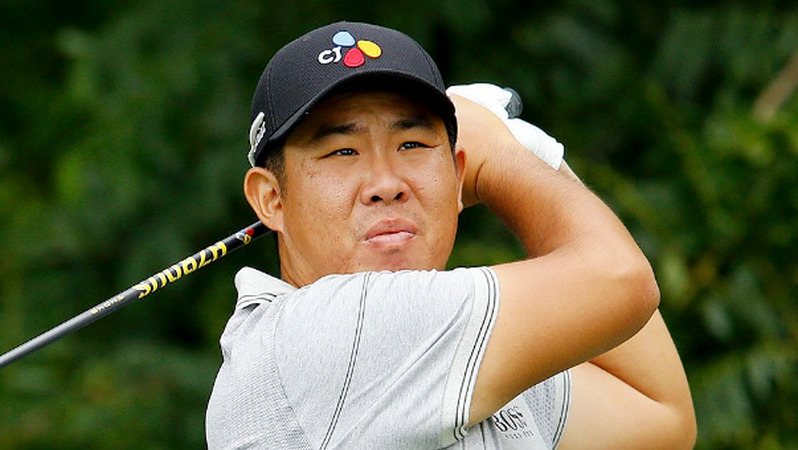 Wyndham Championship R1 - South Koreans lead the running after opening round in Greensboro