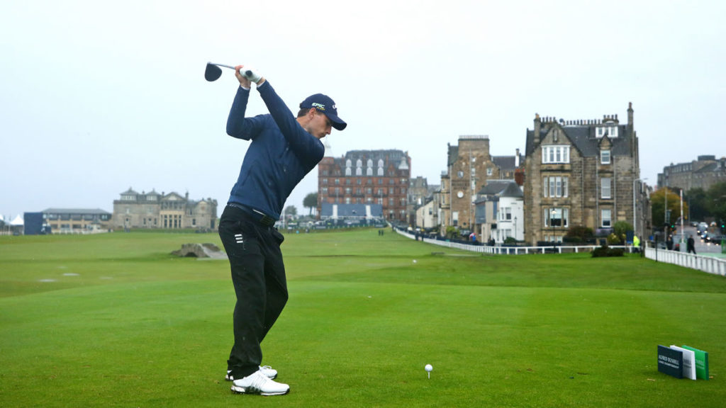 Alfred Dunhill Links R2 - Jordan jumps clear at Dunhill Links