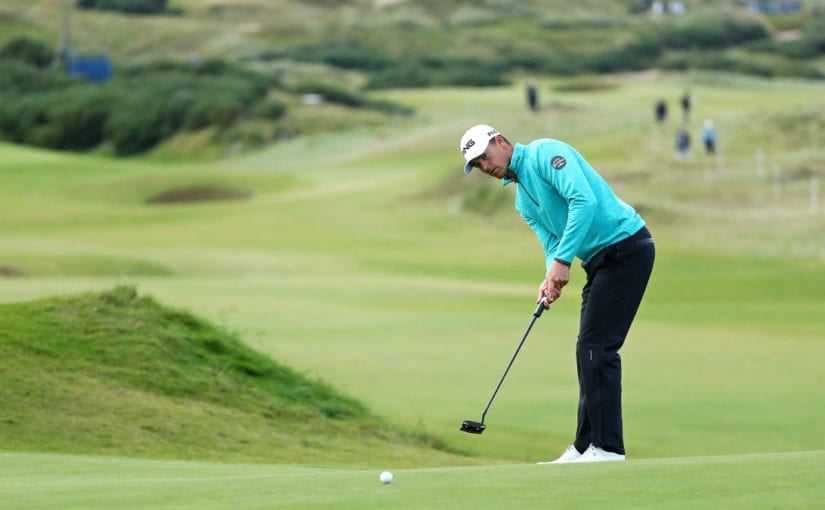Alfred Dunhill Links R3 - Perez and Southgate set for battle