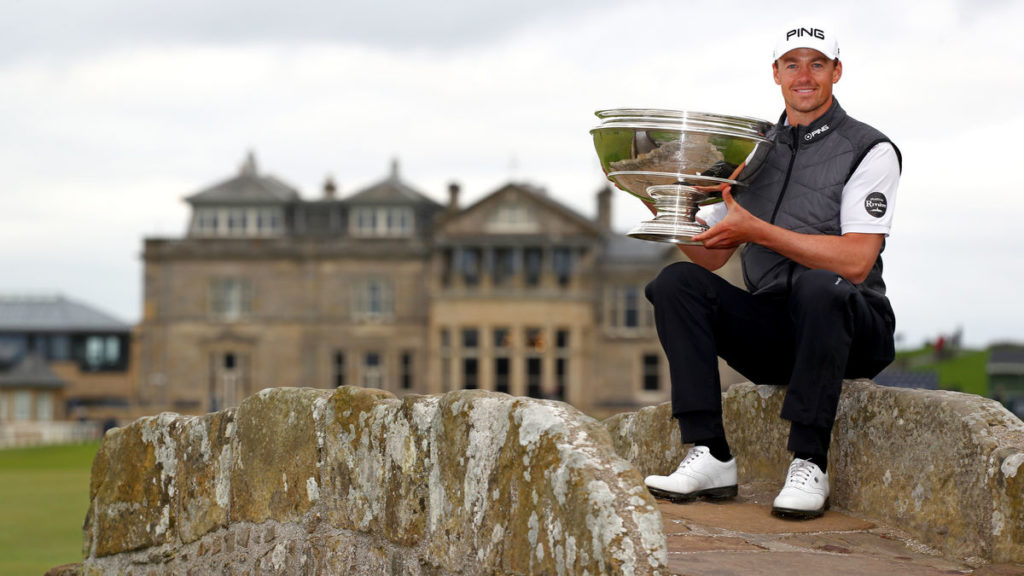 Alfred Dunhill Links R4 - Perez claims maiden title
