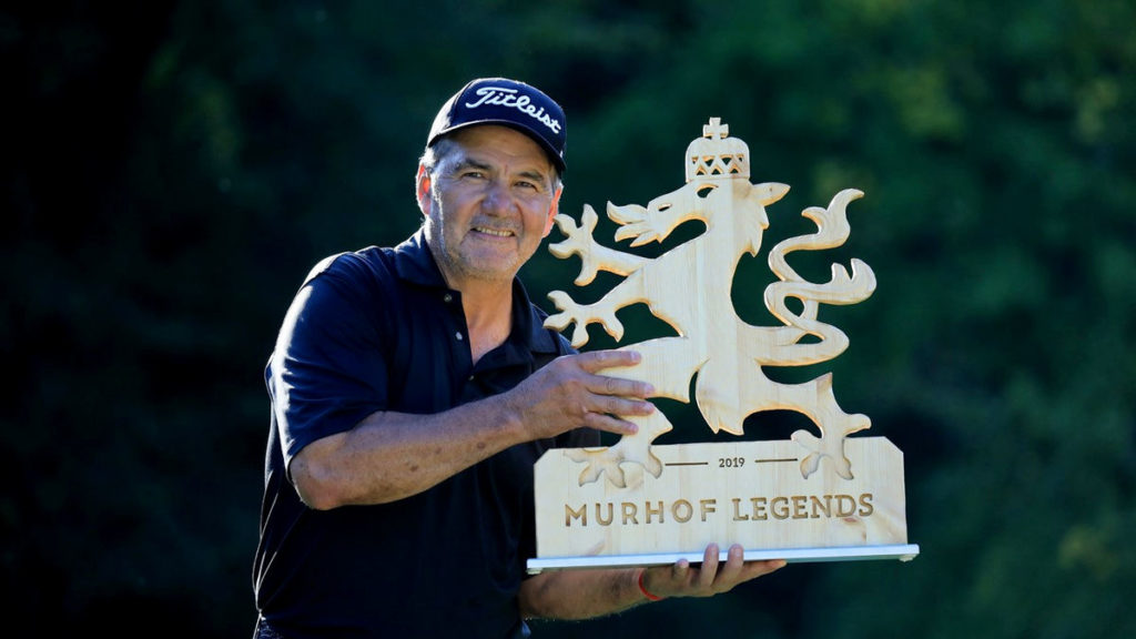 Austrian Senior Open R3 - José Coceres held off the challenge of a Major Champion and several Ryder Cup stars to collect his second season win