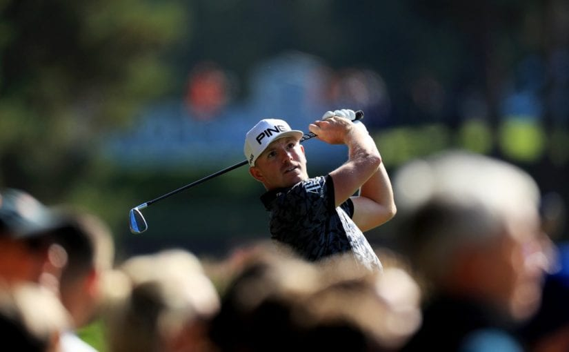 BMW PGA Championship R1 - Matt Wallace delighted the home crowds, as the 29-year-old carded a flawless seven under 65 to move into a one-stroke lead.