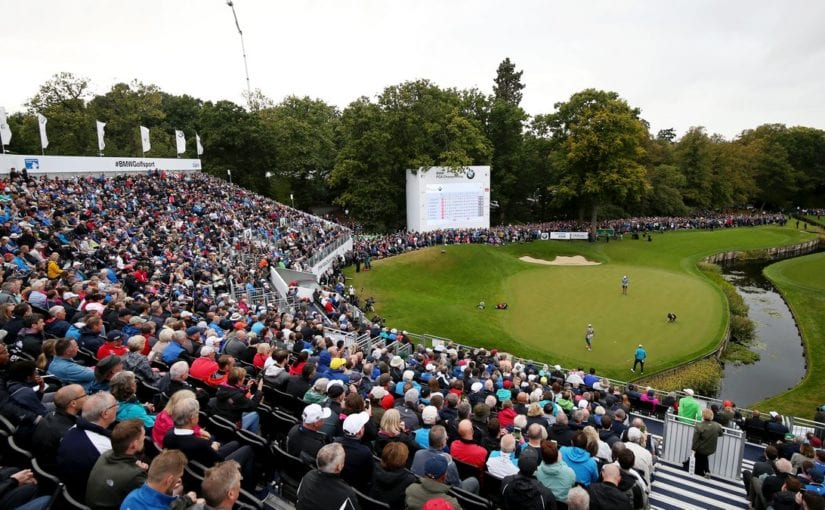 2020 BMW PGA tickets now on sale following the success of this year's Rolex Series event which was won by Englishman Danny Willett on Sunday