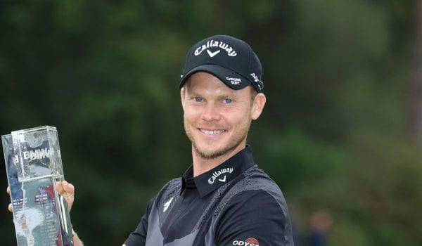 BMW PGA Championship R4 - Danny Willett claimed his second Rolex Series title in successive seasons as the Englishman earned his first victory on home soil