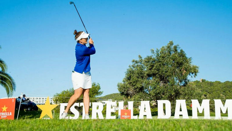 Mediterranean Ladies Open R1 - Beth Allen, Laura Fuenfstueck and Stefania Avanzo set the pace on day one with three-under-par 68s