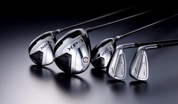 Honma T//WORLD Series XP-1 family, a new range of clubs aimed at golfers looking for confidence-inspiring game improvement performance