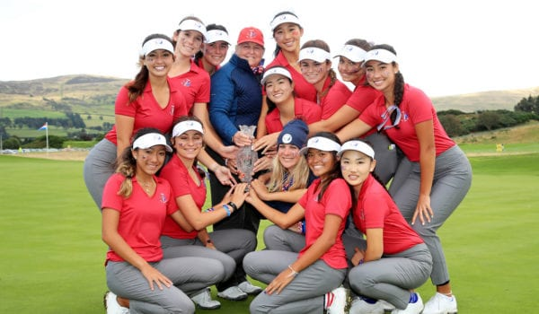 Junior Solheim Cup - Day2 - USA wins 13-11
