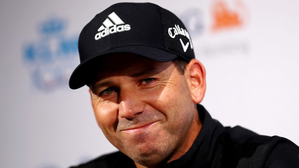 KLM Open - Sergio Garcia hoping for more success