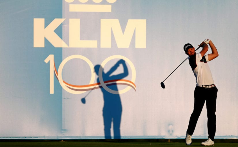 KLM Open Round 2 - Jamieson makes late charge