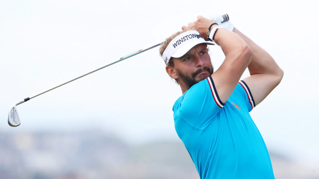 KLM Open homecoming - Luiten keen to make up for lost time