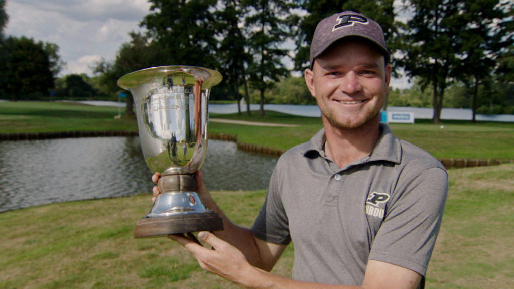 KPMG Trophy R4 - Life changing victory for Whitnell