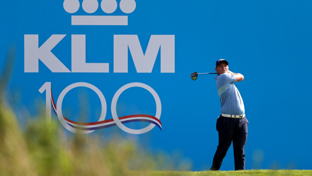 KLM Open Round 1 - Shinkwin takes early lead in Amsterdam