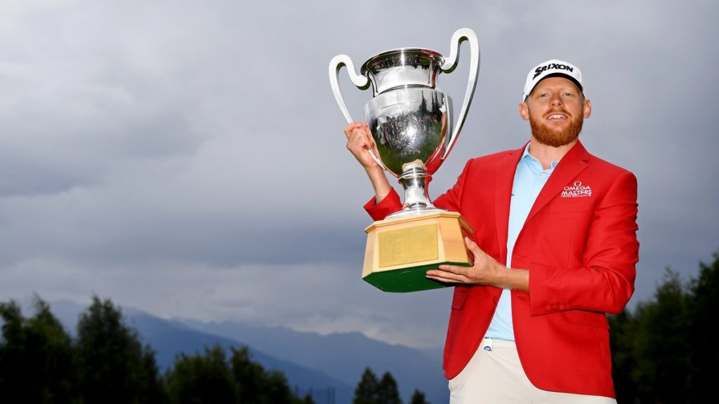 Omega European Masters R4 - Soderberg scales new heights