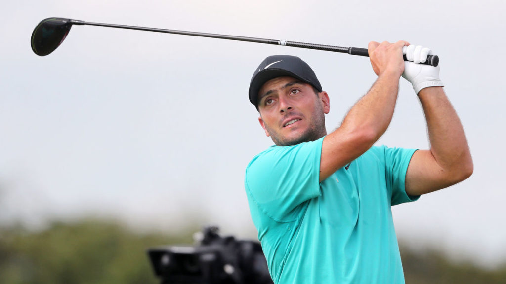 Safeway Open R1 - Scott and Landry leading, Molinari one shot off the pace