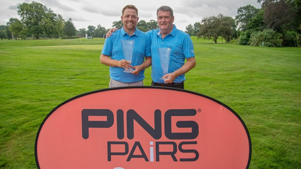 Hornsea duo wins inaugural Ping Pairs title