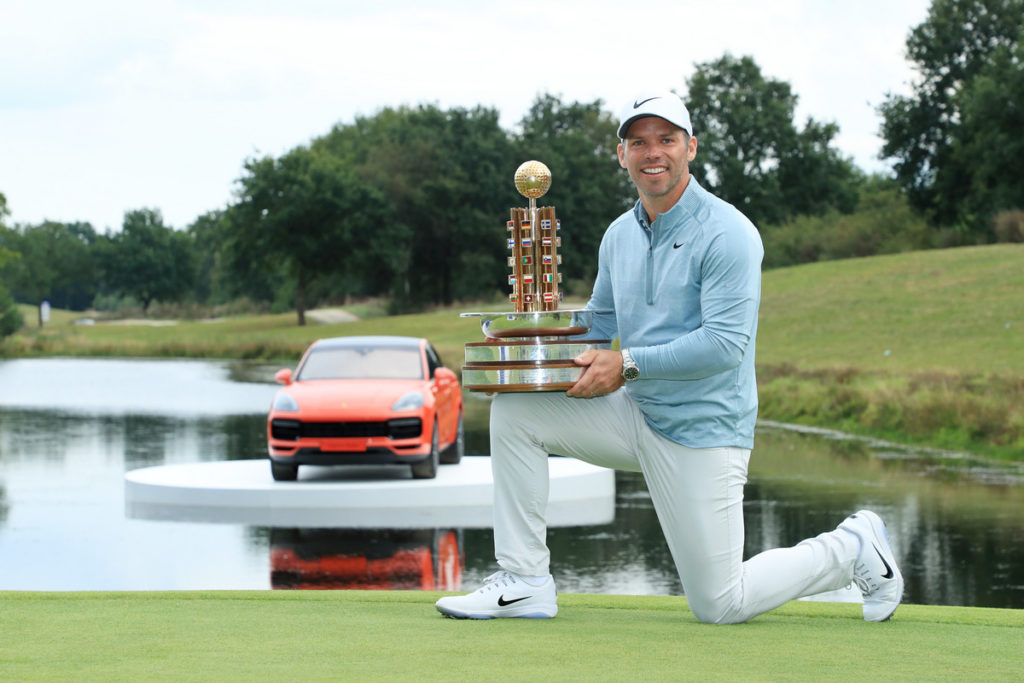 Porsche European Open R4 - Casey claims title
