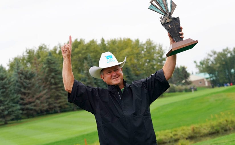Shaw Charity Classic R3 - Wes Short Jr. wins in Canada
