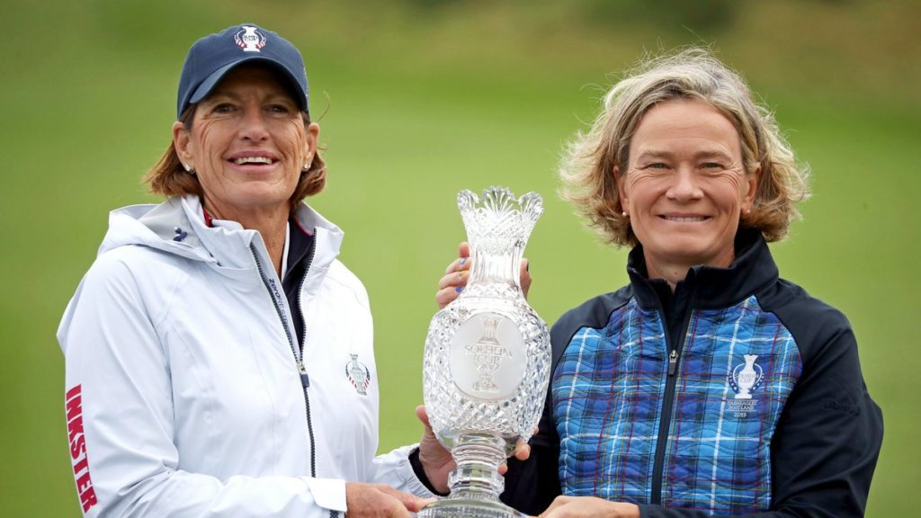 Davies backs home advantage in Solheim Cup